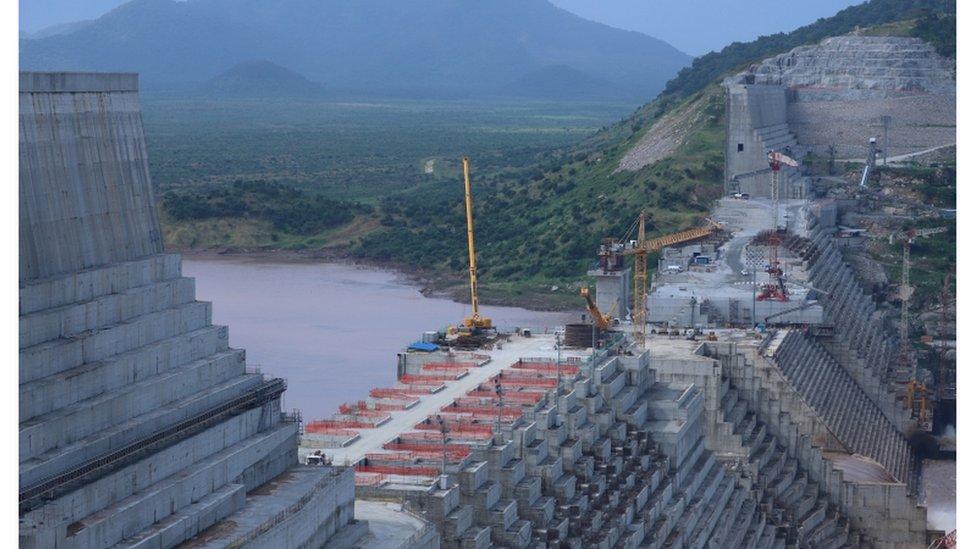 """٢٠٢١٠٢٠٧ ١٦١٠١٥ - سد النهضة: السودان يعتبر قرار أثيوبيا ملء خزان السد """"تهديدا لأمنه القومي"""".    #العبدلي_نيوز"""