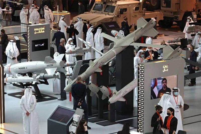 """٢٠٢١٠٢٢١ ١٦٤٦٠١ - #الإمارات .. انطلاق معرضي """"آيدكس"""" و""""نافدكس 2021"""" بمشاركة 900 شركة.  #العبدلي_نيوز"""