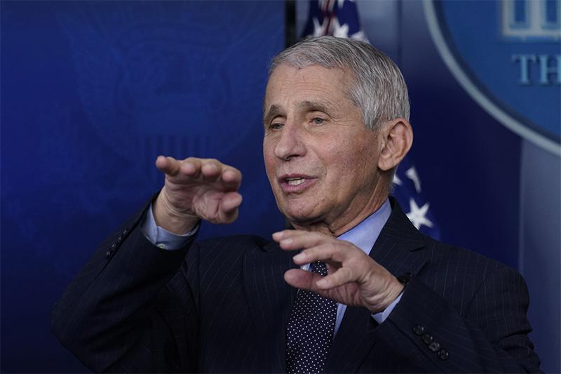 ٢٠٢١٠٢٢٣ ١٠٣١٥٧ 1 - #فاوتشي: الأمريكيون قد يظلون بحاجة لوضع الكمامات في 2022.    #العبدلي_نيوز
