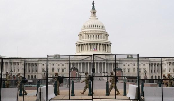 ٢٠٢١٠٢٢٦ ١٣٢٤٢٩ - شرطة الكونغرس تحذر من خطط لتفجير الكونغرس اثناء خطاب مرتقب لبايدن.  #العبدلي_نيوز