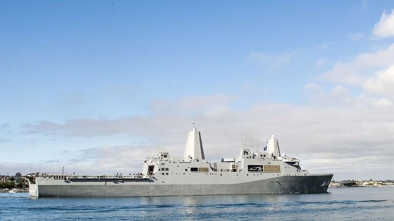 ٢٠٢١٠٢٢٦ ١٧٠٣٤١ - #كورونا يتفشى على متن سفينتين حربيتين أمريكيتين.   #العبدلي_نيوز