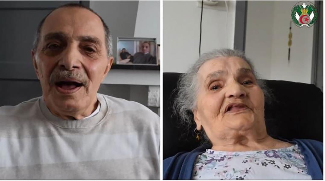 4878605f f072 41a4 ae07 b729255e4b42 - يعثر على والدته بعد 73 سنة من الفراق
