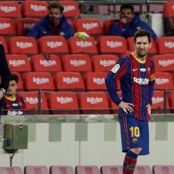 """تسريبات جديدة.. بنود """"غريبة"""" في عقد ميسي مع برشلونة"""
