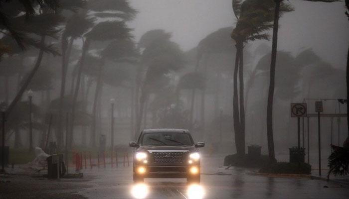 ٢٠٢١٠٣٠٢ ١٣١٢٠٨ - تحذيرات من رياح عاتية تتسبب في انقطاع الكهرباء عن الساحل الشرقي لأمريكا.   #العبدلي_نيوز