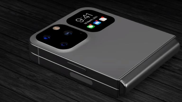 """091beffc 9957 4452 908f c0328ef2387d - تُطرح العام المقبل.. """"آبل"""" تطور جيلاً جديداً من الهواتف القابلة للطي"""