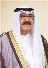 648534 e - سمو ولي العهد يهنئ ولي العهد السعودي بنجاح العملية الجراحية التي أجراها