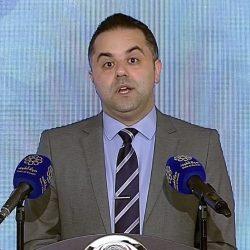 """المتحدث الرسمي باسم وزارة الصحة د. عبدالله السند :  4.2% انخفاضا في نسب إشغال العناية المركزة في البلاد بسبب """"كورونا"""" والنسب ما زالت ضمن النطاق العالي. #العبدلي_نيوز"""
