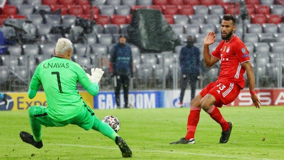٢٠٢١٠٤٠٨ ١١٠٢٠٨ - دوري أبطال أوروبا: باريس سان جيرمان يفوز على بايرن ميونيخ بثلاثية وتشيلسي يقترب من نصف النهائي.   #العبدلي_نيوز