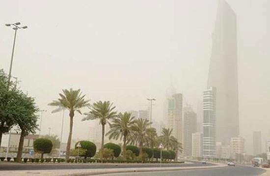 """٢٠٢١٠٤٠٨ ١١٣٠٣٠ - """"#الأرصاد"""": طقس غير مستقر مع رياح مثيرة للغبار وفرصة لأمطار متفرقة.      #العبدلي_نيوز"""