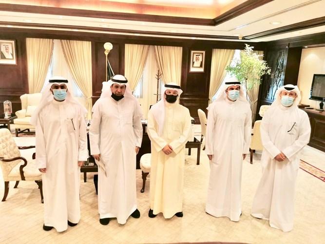 ٢٠٢١٠٤٠٨ ١٢١٠٢٢ - الوزير شايع الشايع التقى أهالي مدينة جابر الأحمد واستمع لشكواهم.   #العبدلي_نيوز