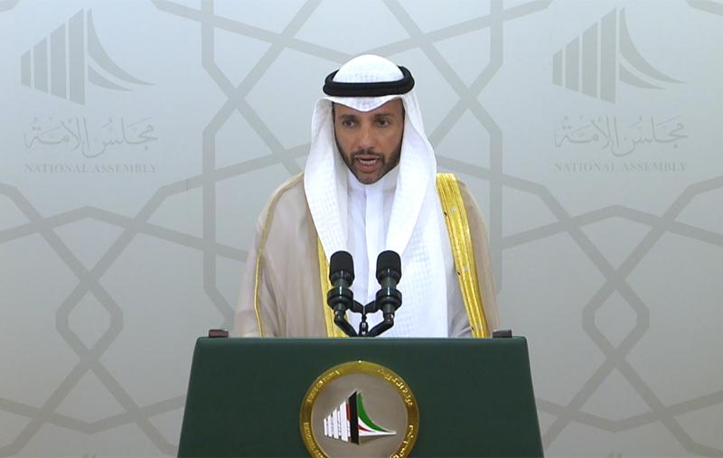 ٢٠٢١٠٤١٥ ١٥٢٢٤٢ - رئيس مجلس الأمة مرزوق الغانم يعرض قرار مكتب المجلس ويفند ادعاءات أحد النواب بشأن تبادل الاساءات.  #العبدلي_نيوز