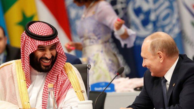 44444444444 - #الكرملين: تصريحات الأمير #محمد_بن_سلمان عن العلاقات الدولية تستحق أعلى تقدير                    #العبدلي_نيوز