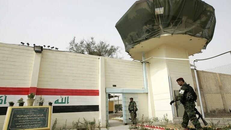 العراق - هروب 21 سجينا من سجن جنوبي العراق                     #حي_الشيخ_جراح             #العبدلي_نيوز