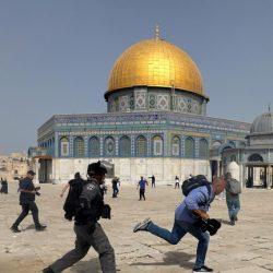 جمعية الصحافيين تستنكر الاعتداءات المستمرة من الاحتلال في #القدس                      #القدس_تنتفض         #العبدلي_نيوز