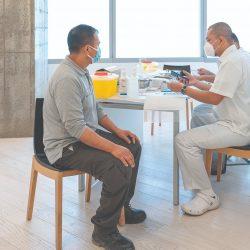 """""""#الصحة"""": 1153 إصابة جديدة بفيروس كورونا.. و8 حالات وفاة   -شفاء 1240 إصابة وإجمالي المتعافين 272123.   #العبدلي_نيوز"""