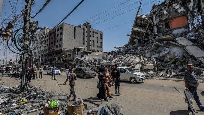 11111 - #غزة وإسرائيل: الأنظار تتجه إلى خيارات #السلام مع استمرار #الهدنة              #العبدلي_نيوز