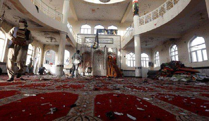 44444 1 - #أفغانستان: مقتل 12 شخصا في تفجير داخل مسجد بكابول                 #العبدلي_نيوز