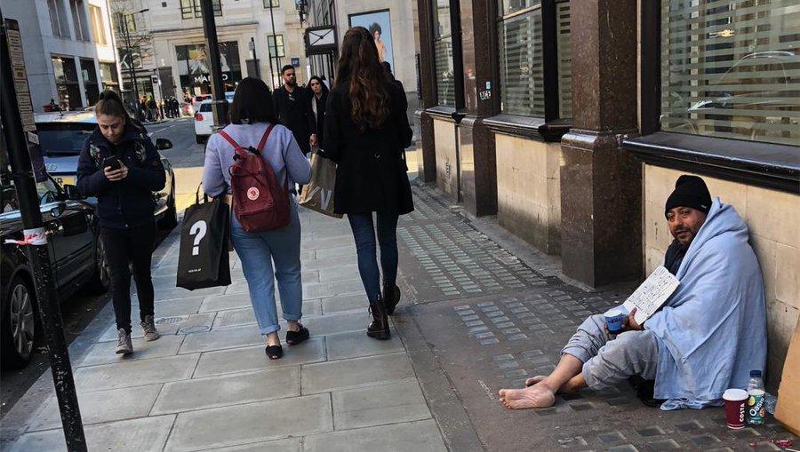 55555 - خبير أممي: 110 ملايين شخص بالاتحاد الأوروبي يواجهون #الفقر                   #العبدلي_نيوز