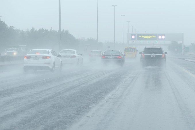 55555555 1 - #الأرصاد: فرص لأمطار متفرقة.. والطقس حار نهارًا معتدل آخر الليل          #العبدلي_نيوز