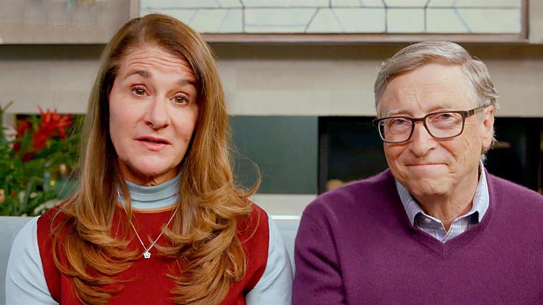 """765151ce 1ea4 43eb 99b5 d8ace87ab397 - بيل غيتس ينفصل عن زوجته """"ميليندا"""" بعد 27 عاماً من الزواج"""