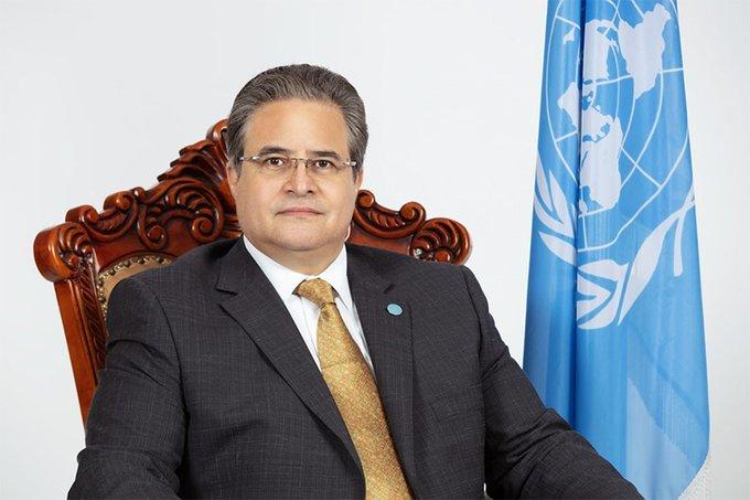 E1gilb4WYAA3cOk - مسؤول أممي يشيد بالتزام الكويت بالسلام العالمي وأهمية كرامة الإنسان وتعزيز الحوار          #العبدلي_نيوز