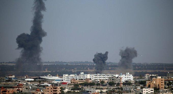 E1rjC wX0A09pYt - المكتب الإعلامي في غزة: الاحتلال الإسرائيلي شن أكثر من 1600 غارة على غزة.         #العبدلي_نيوز