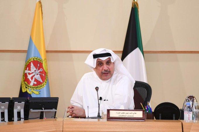 E2EPeDvWYAMfhJj - وزير الدفاع: اختيار الملحقين العسكريين تم وفق النهج الجديد في إعطاء الكفاءات حقها.       #الكويت.     #العبدلي_نيوز