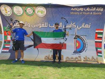E2jhiYBWEAUjFG  - الكويت تفوز بذهبية البطولة العربية لرماية القوس والسهام ببغداد.          #العبدلي_نيوز