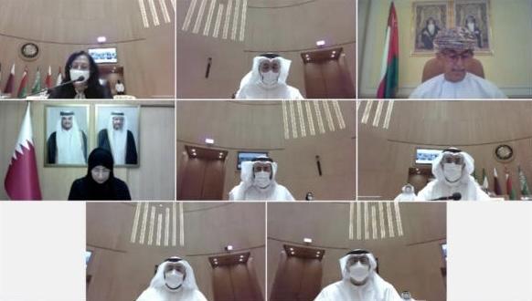 E2jmBkdXMAM50oF - وزراء صحة الخليج يؤكدون أهمية التطعيمات في حماية المجتمع وتجاوز الجائحة.           #العبدلي_نيوز