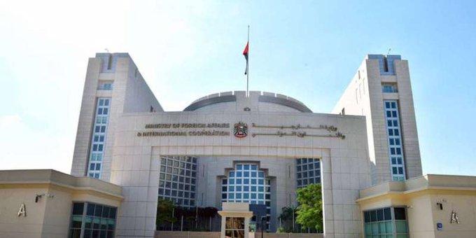 Pm2DZway - #الإمارات تستدعي السفير اللبناني وتسلمه مذكرة احتجاج على تصريحات #شربل_وهبة.       #العبدلي_نيوز