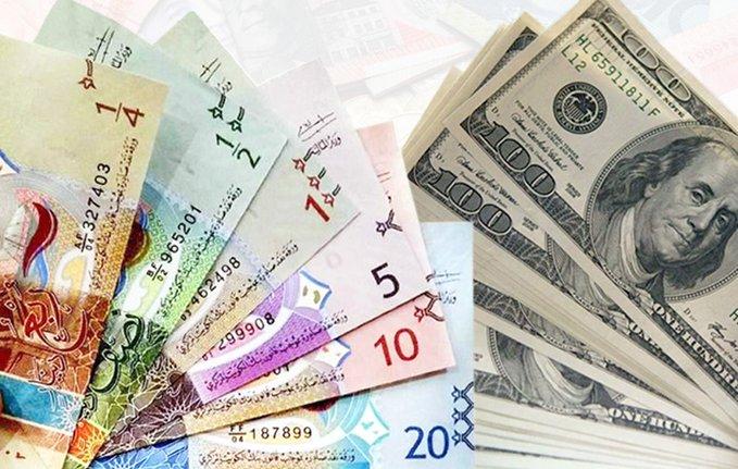 naApeKbM - الدولار الأمريكي يستقر أمام الدينار عند 300ر0 واليورو عند 366ر0..       #العبدلي_نيوز
