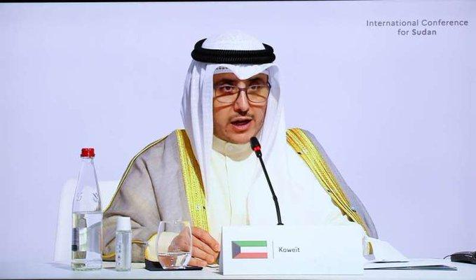 olAZ4Gzm - الناصر: مستعدون للتباحث والاتفاق على مشاريع تنموية تسهم في نهضة السودان.       #الكويت.       #العبدلي_نيوز