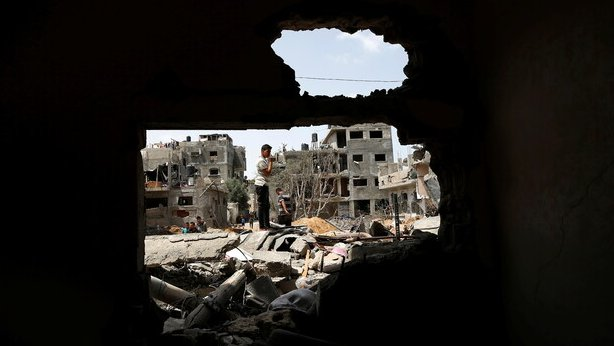 ٢٠٢١٠٦٠٢ ١٦٤٨٢٣ - #سقوط_قتيلين جراء انفجار في موقع تابع للمقاومة الفلسطينية في #غزة.   #العبدلي_نيوز