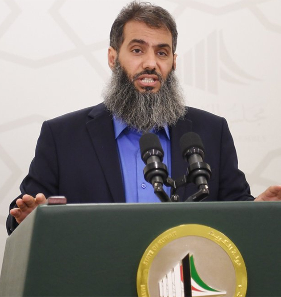 """٢٠٢١٠٦٠٨ ١١٤٦١٧ - #صالح_المطيري يطالب رئيس الوزراء بالوفاء بوعوده بعدم تحويل الاستجواب إلى """"الدستورية"""" أو اللجنة التشريعية أو تحويل الجلسة إلى سرية     #العبدلي_نيوز"""