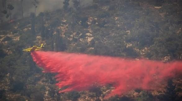 ٢٠٢١٠٦١٠ ١١٣٠٠٨ - الاحتلال: النيران في جبال #القدس قد تكون متعمدة.  #العبدلي_نيوز