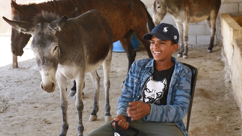 ٢٠٢١٠٦١٠ ١٦٠٦٥٩ - البتراء: أصحاب الحيوانات الناقلة للسياح يعانون مع حيواناتهم بسبب تراجع السياحة.  #العبدلي_نيوز