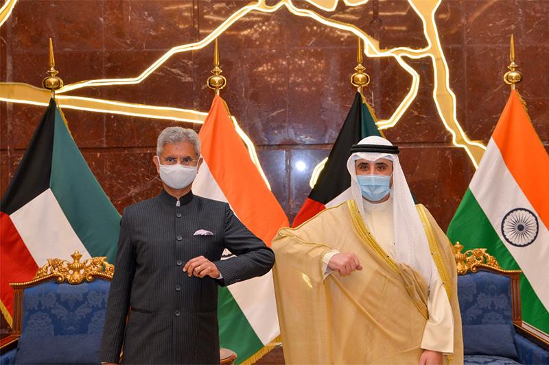 ٢٠٢١٠٦١٠ ١٦٢٩٢٥ - #وزير_الخارجية: 60 عاما من العلاقات الدبلوماسية الكويتية - الهندية وروابط تاريخية عميقة.   #العبدلي_نيوز