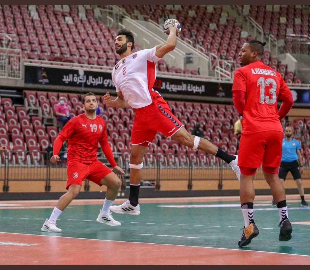 ٢٠٢١٠٦١٦ ١٧٥٨٢٧ - #الكويت يخسر من #الدحيل بالبطولة الآسيوية لكرة اليد.  #العبدلي_نيوز