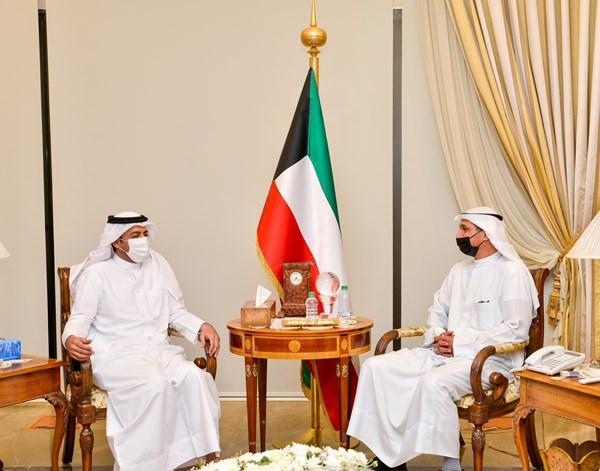 ٢٠٢١٠٦٢٢ ١٣٤٣١٩ - نائب وزير الخارجية يجتمع مع السفير القطري بمناسبة انتهاء مهام عمله.   #العبدلي_نيوز