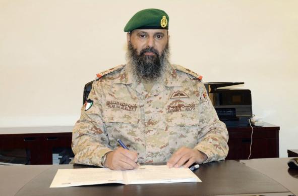 ٢٠٢١٠٦٢٣ ١٤٥٥١٨ - كلية مبارك العبدالله وأكاديمية الدفاع البريطانية توقعان الإجراءات التنفيذية لمذكرة التعاون.   #العبدلي_نيوز