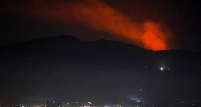 665631 e - سوريا تعلن التصدي لعدوان إسرائيلي فوق دمشق