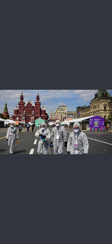 Screenshot ٢٠٢١ ٠٦ ٢٠ ١٢ ٠٥ ١٩ ٥٣٥ com.twitter.android - عدد قياسي جديد لإصابات #كورونا في موسكو وسط تفشي المتحور #دلتا.   #العبدلي_نيوز