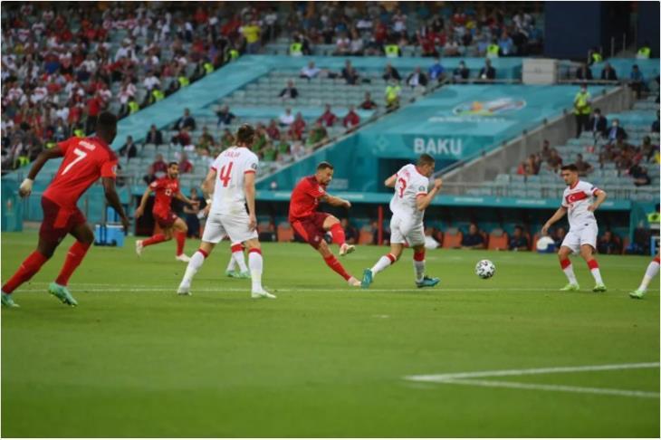 capture2021 6 20 18 13 - ملخص مباراة سويسرا وتركيا في يورو 2020
