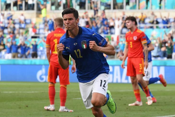 e4v 1ovwuaywoxb2021 6 20 19 56 - ملخص مباراة ايطاليا وويلز في يورو 2020