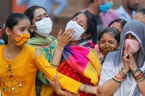 #الهند تسجل 41383 إصابة جديدة ب #كورونا و507 وفيات. #العبدلي