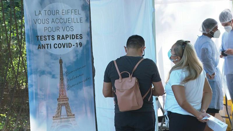 ٢٠٢١٠٧٢٢ ١٥٥٢٤٣ - #فرنسا تفرض التصاريح الصحية على زوار الأماكن الثقافية والترفيهية.    #العبدلي_نيوز