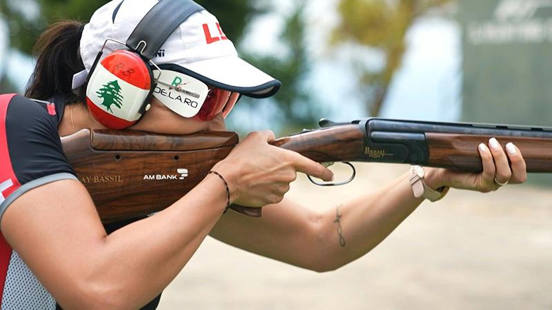 ٢٠٢١٠٧٢٢ ١٦٣٧١٩ - #أولمبياد_طوكيو: راي باسيل أمل اللبنانيين.. تطمح للميدالية.    #العبدلي_نيوز