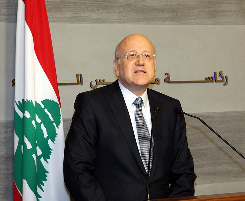 ٢٠٢١٠٧٢٦ ١٦٤٨٠٤ - #ميشال_عون يُكلّف نجيب ميقاتي بتأليف حكومة لبنانية جديدة بعد حصوله على ترشيح الأغلبية البرلمانية.    #العبدلي_نيوز