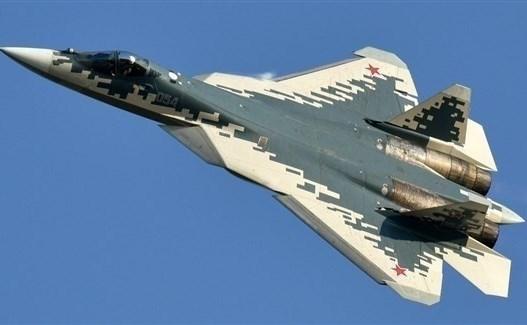 """٢٠٢١٠٧٢٩ ١٠٥٢١٩ - بحركات العين .. طريقة التحكم في طائرات """"سو57-"""" مستقبلا.   #العبدلي_نيوز"""