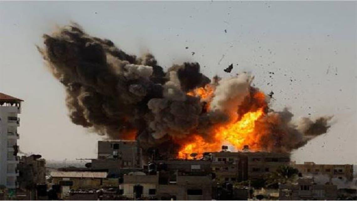 212ac2b1 fa79 4a1d b672 5362f7633817 16x9 1200x676 - إسرائيل تقصف أهدافا في قطاع غزة بعد إطلاق بالونات حارقة
